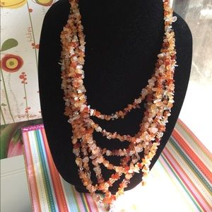 Jewelry - Carnelian necklace